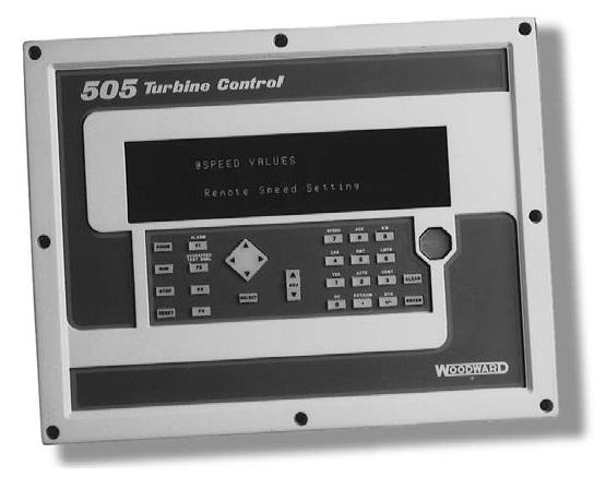 WOODWARD 505/505E контроллер