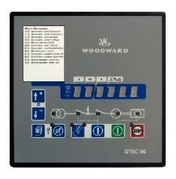 WOODWARD DTSC-50 контроллер