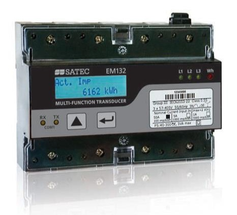 SATEC Многофункциональный измерительный прибор EM13x