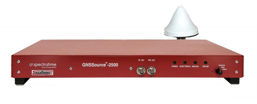 SPECTRATIME Рубидиево-кварцевый генератор частоты - GNS Source-2500