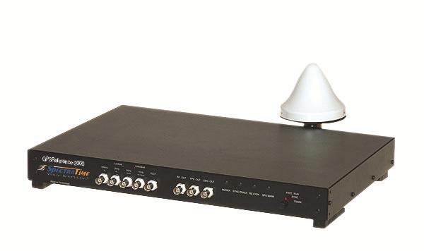 SPECTRATIME Рубидиевый стандарт частоты - GPS Reference-2000