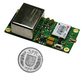 SPECTRATIME GPS-приемник - GXClok-500