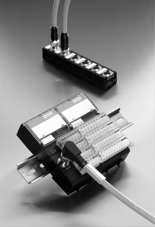 MURRELEKTRONIK Модульные Cube67/Cube20
