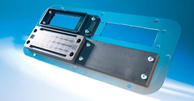 MURRPLASTIK Для панелей с кабельными вводами