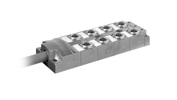 Murrelektronik | Распределительные системы M12 | Для жестких условий | MVP12 Metal