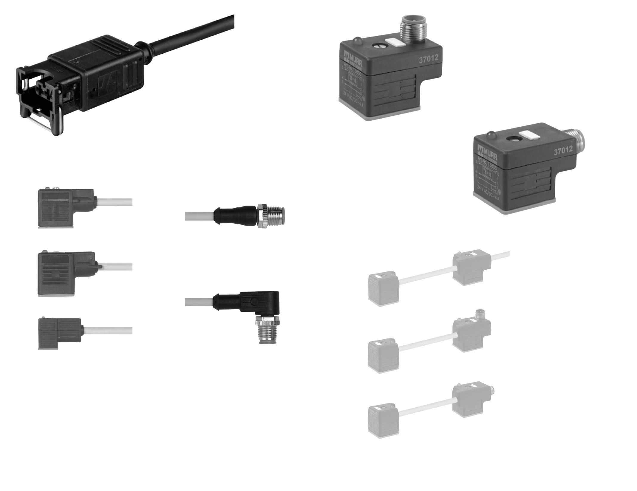 MURRELEKTRONIK Соединительный кабель
