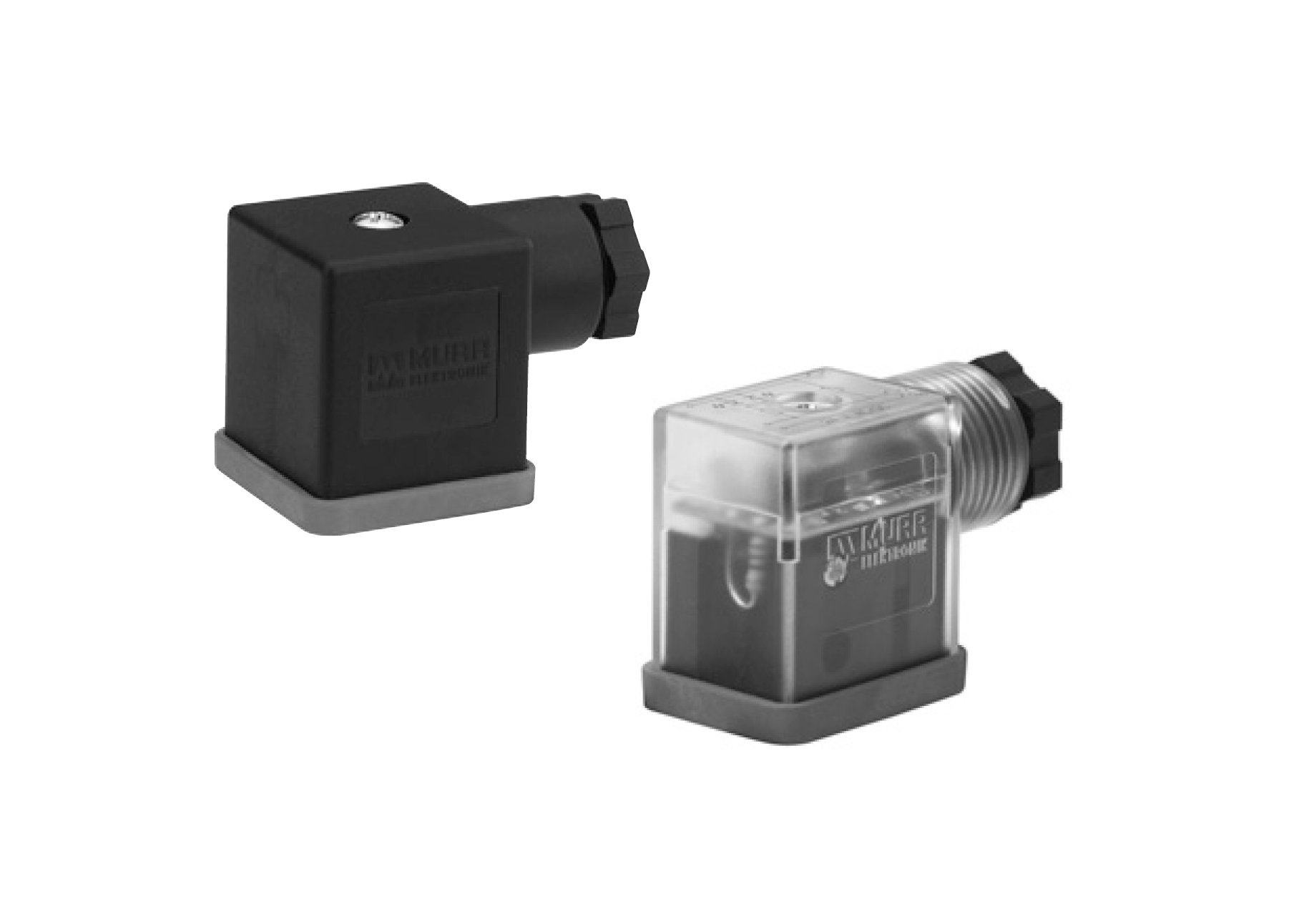 Murrelektronik | Разъемы клапана SVS Eco | Форма A/B/BI/C/CI