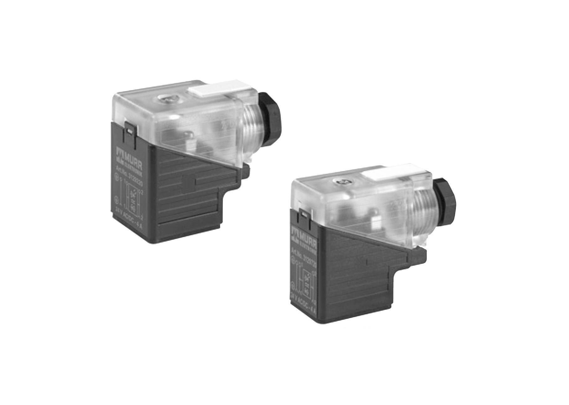Murrelektronik | Разъемы клапана SVS | Форма A/B/BI