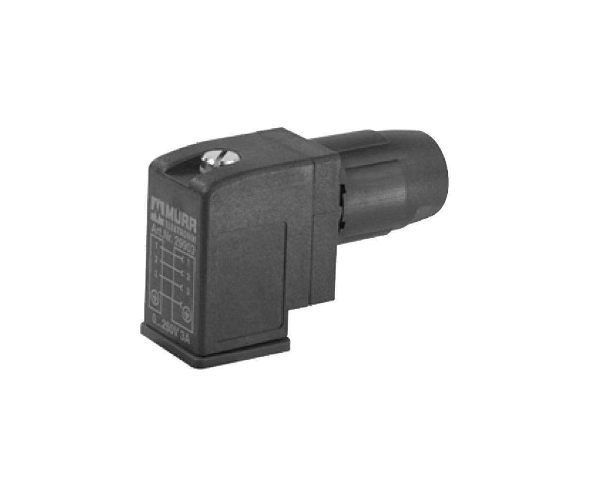 Murrelektronik | Разъемы клапана MOSA | Форма C/CI