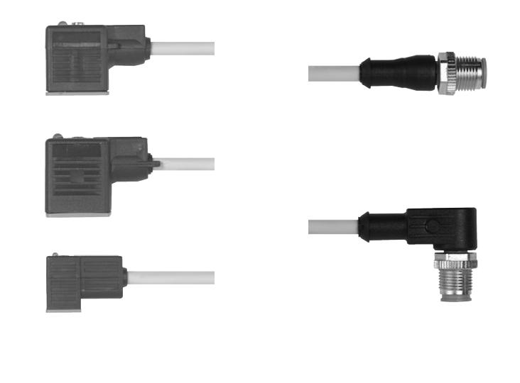 Murrelektronik | Двойные разъемы клапана MSUD | Круглый штекерный соединитель