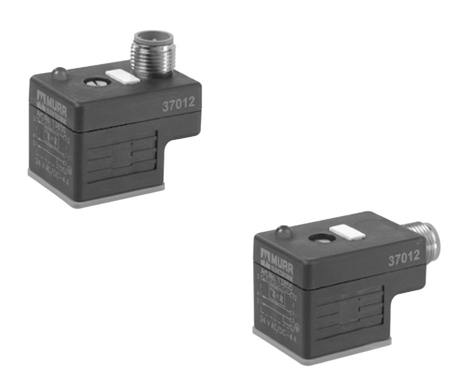 Murrelektronik | Адаптер разъема клапана MSUD | Круглый штекерный соединитель