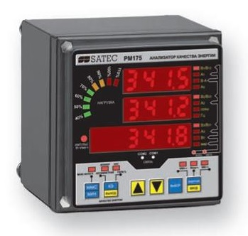 SATEC Многофункциональный измерительный прибор PM175