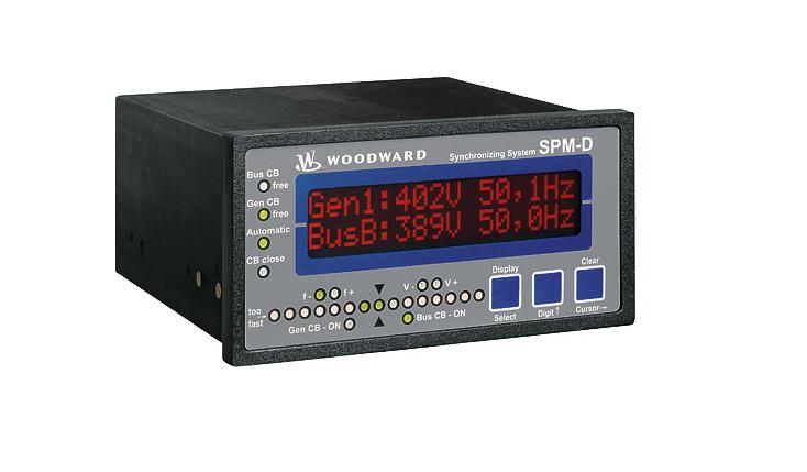 WOODWARD SPM-D10