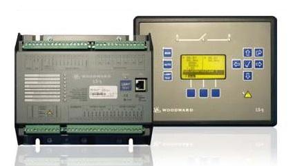 WOODWARD LS-5 контроллер
