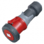 MENNEKES Винтовое соединение - розетки с термостойкими держателями контактов и никелированными контактами 16А-125А, IP44-67