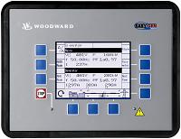 WOODWARD Серия easYgen 2000